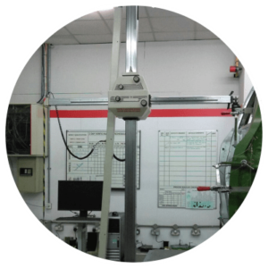 Horizontal Arm Coordinate Measuring Machine
