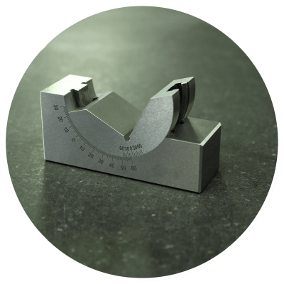 Micro-Adjustable Angle Plates