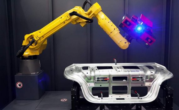 Robots Industry 4.0