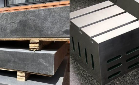 Granite or Cast Iron Surface Plates