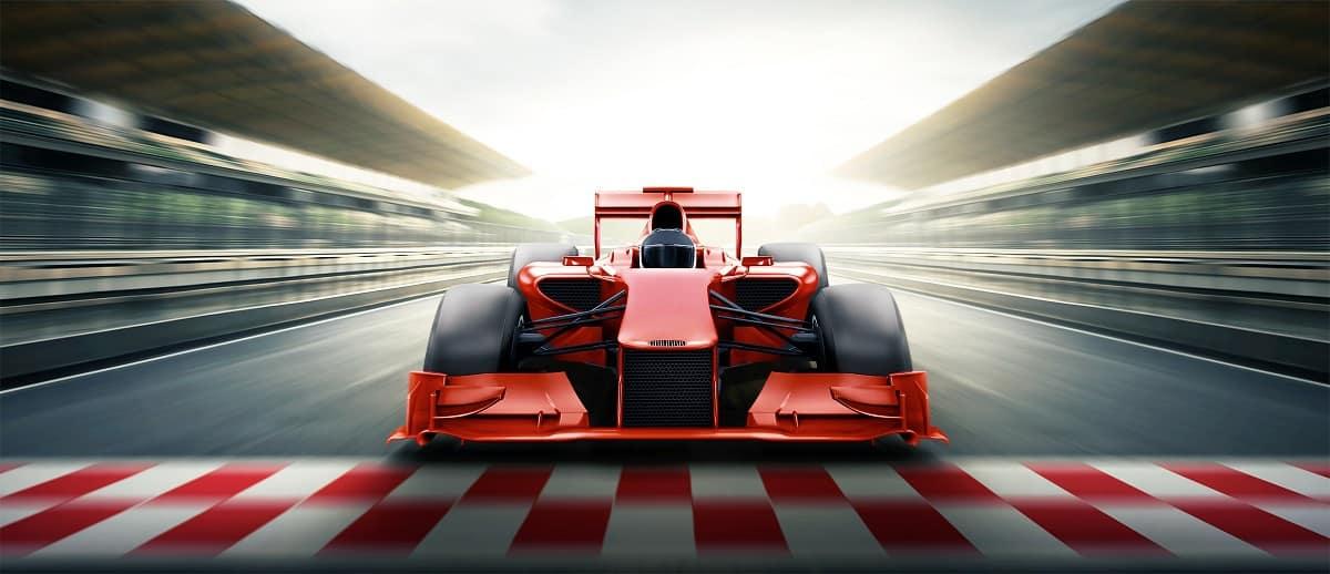 Metrology in Formula One
