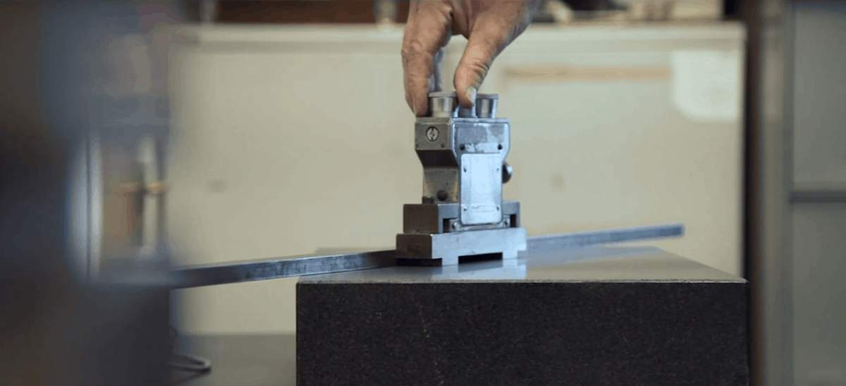 Granite Surface Plate Maintenance