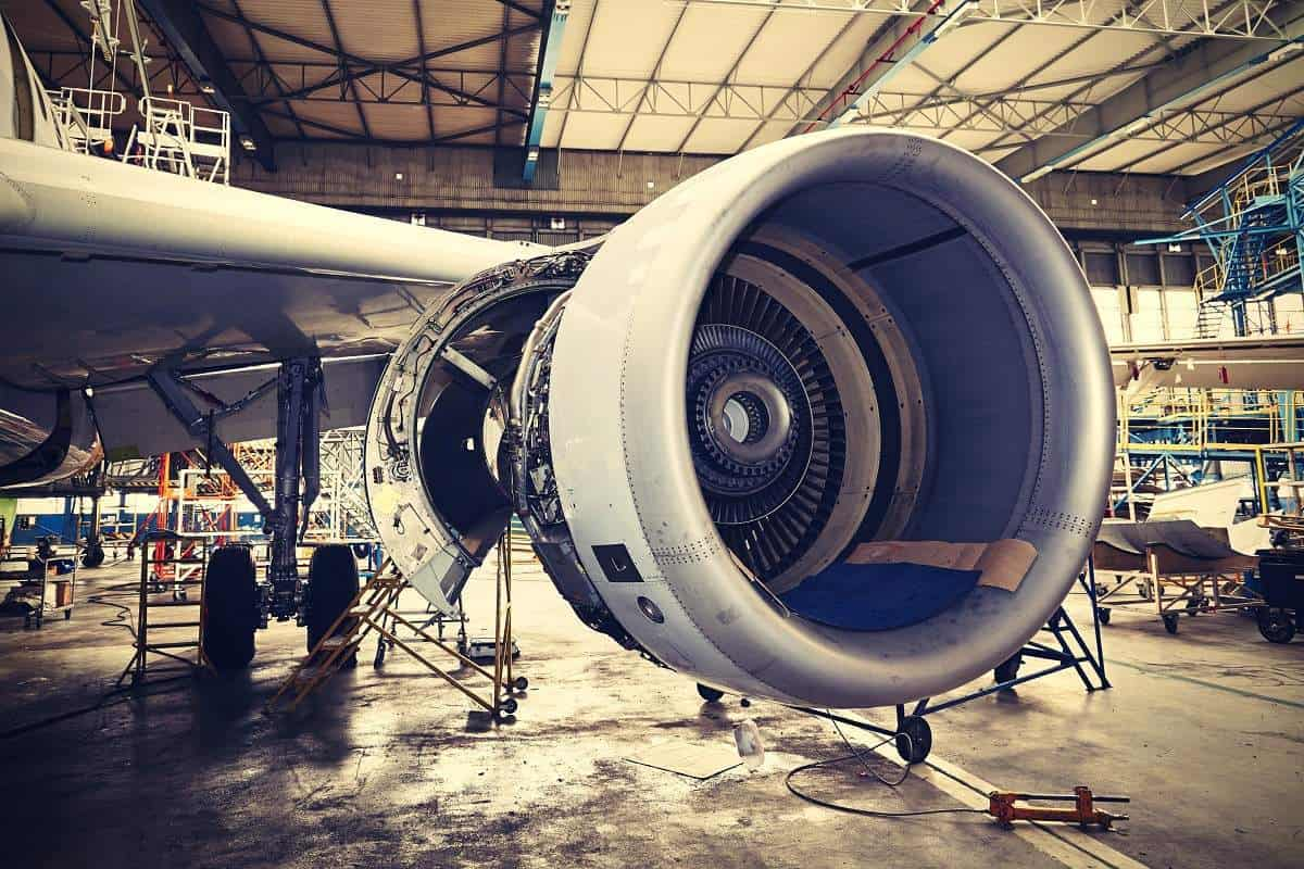 Metrology in Aerospace